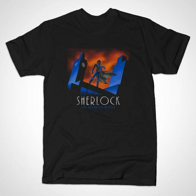SHERLOCK: THE ANIMATED SERIES