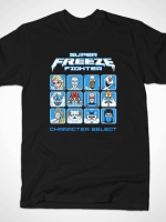 Super Freeze Fighter T-Shirt