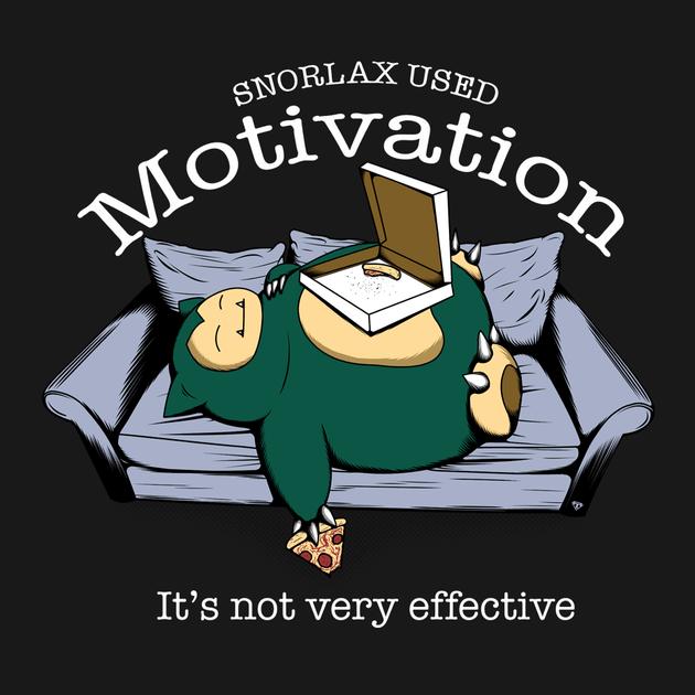 Snorlax Used Motivation...
