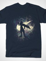 Soldier in Space T-Shirt