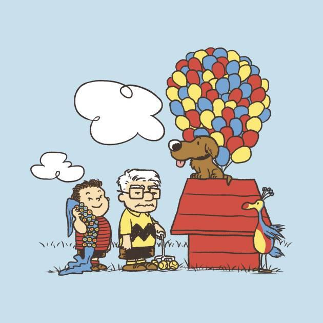 Up/Peanuts