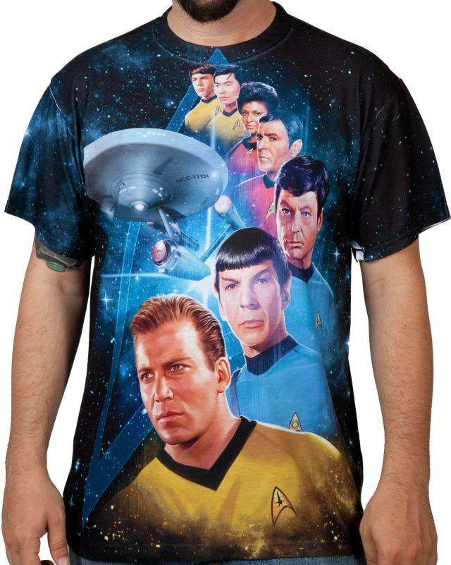 Star Trek Sublimation