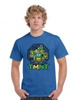Teenage Minion Ninja Turtles T-Shirt