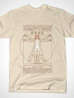 Vitruvian Leeloo T-Shirt