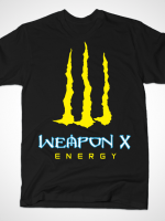 WEAPON X ENERGY T-Shirt