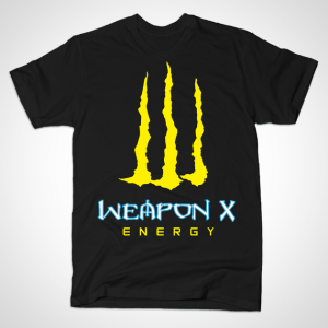 WEAPON X ENERGY