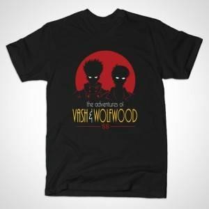 ADVENTURES OF VASH & WOLFWOOD