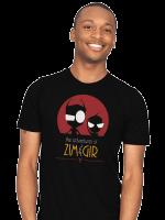 Adventures of Zim & Gir T-Shirt