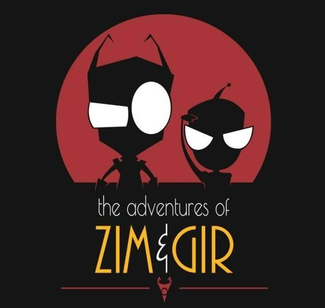Adventures of Zim & Gir