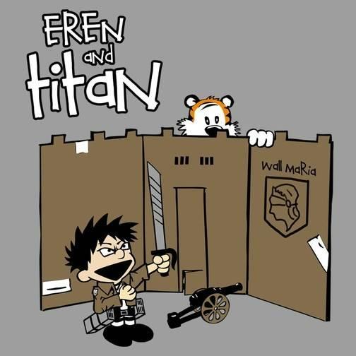 Attack on Calvin