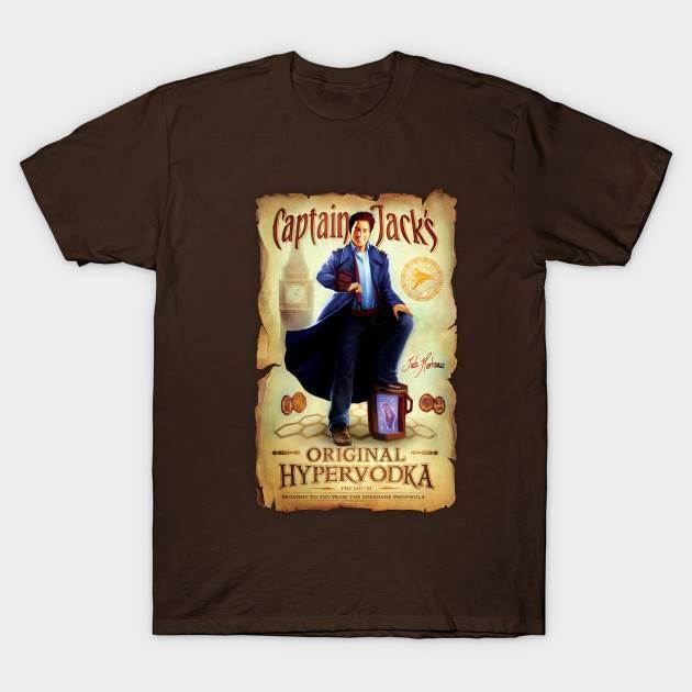 Captain Jack's Original HyperVodka T-Shirt