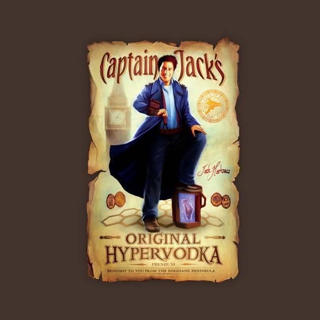 Captain Jack's Original HyperVodka