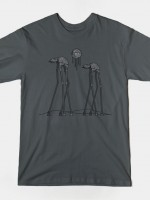 Dali's Mechanical Elephants T-Shirt