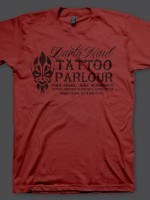 Darth Maul Tattoo Parlour T-Shirt