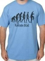 Evolution Crane Kick Karate Kid T-Shirt