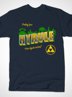 GREETINGS FROM HYRULE T-Shirt