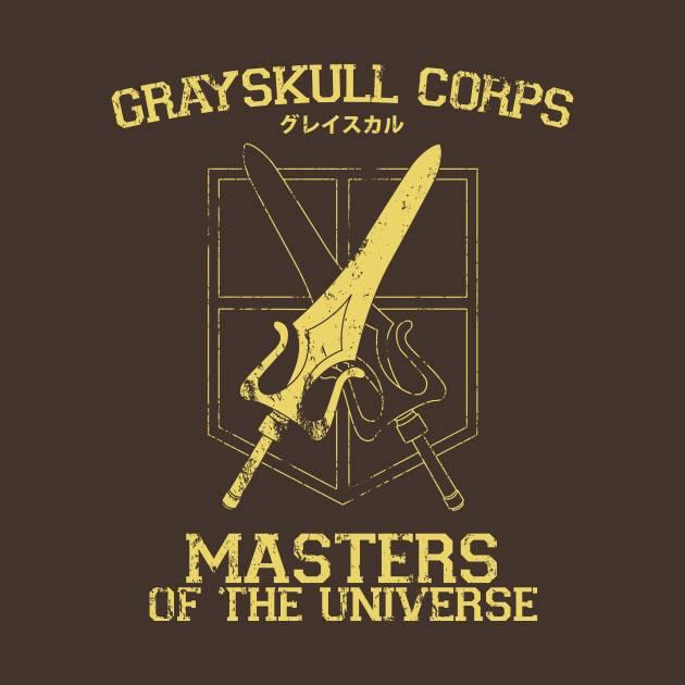 Grayskull Corps