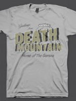Greeting From Death Mountain T-Shirt