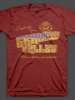 Greeting From Gerudo Valley T-Shirt