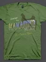 Greeting From Kakariko Village T-Shirt