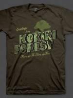 Greeting From Kokiri Forest T-Shirt