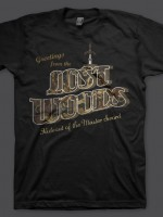 Greeting From The Lost Woods T-Shirt