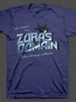 Greeting From Zora's Domain T-Shirt