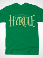 HYRULE NATION T-Shirt
