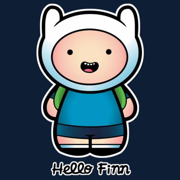 Hello Finn!