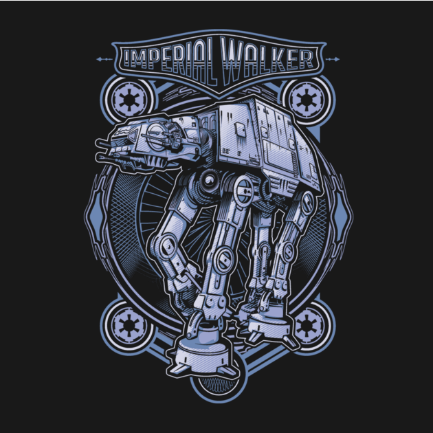 IMPERIAL WALKER Black