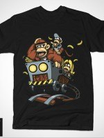 Indiana Kong and the Temple of Naners T-Shirt