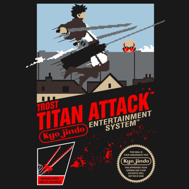 KYOJINDO TITAN ATTACK