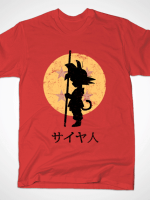 LOOKING FOR THE DRAGON BALLS T-Shirt