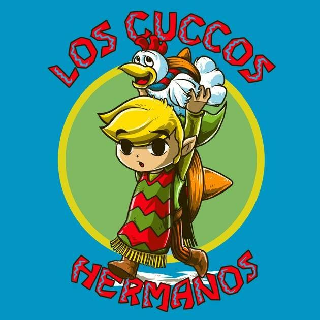 LOS CUCCOS HERMANOS
