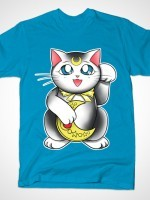 LUCKY VENUSIAN CAT T-Shirt