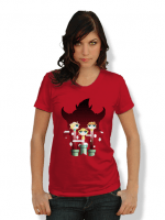 Mushroomville T-Shirt