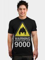 Warning 9000 T-Shirt