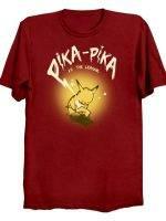 Pika-Pika Vs. The League T-Shirt