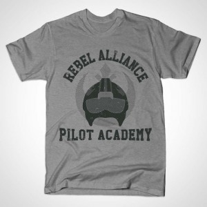 REBEL ALLIANCE PILOT ACADEMY T-Shirt