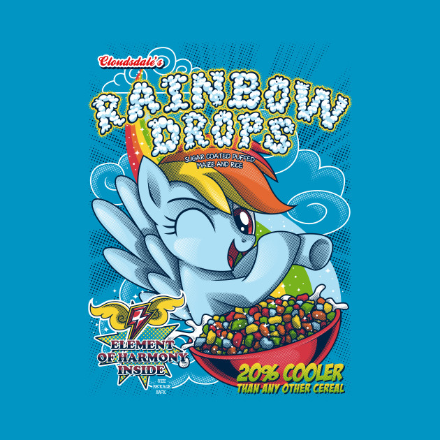 Rainbow Drops - Total Awesome!