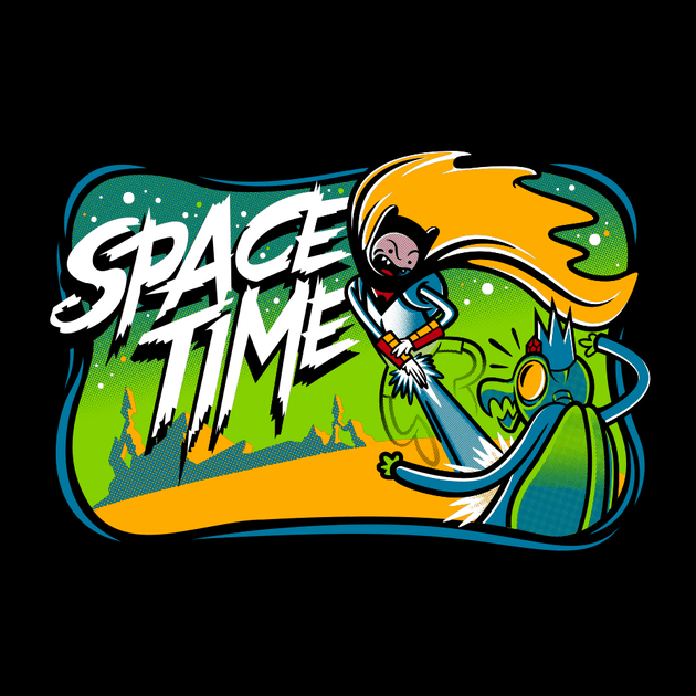 SPACE TIME!