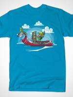 STEAMBOAT LINKIE T-Shirt