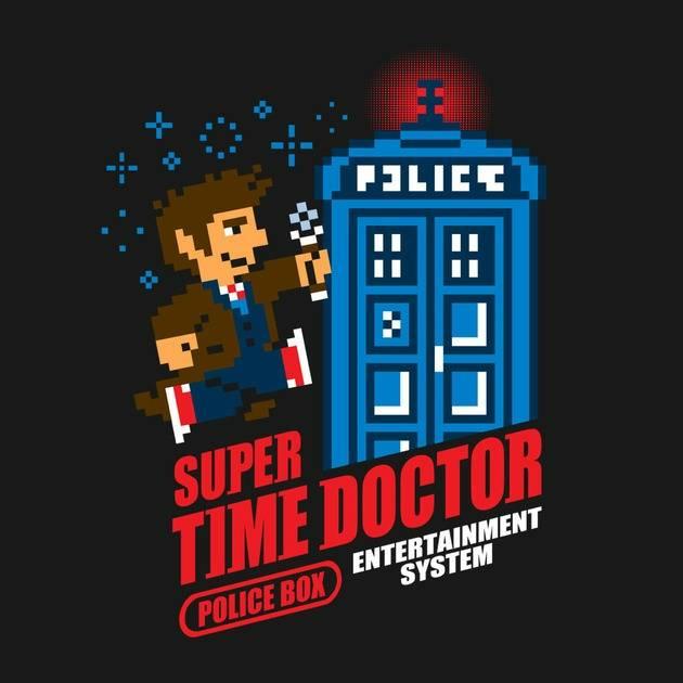 SUPER TIME DOCTOR
