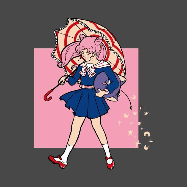 Salty Magical Girl