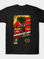 SAMURAI HIP HOP T-Shirt