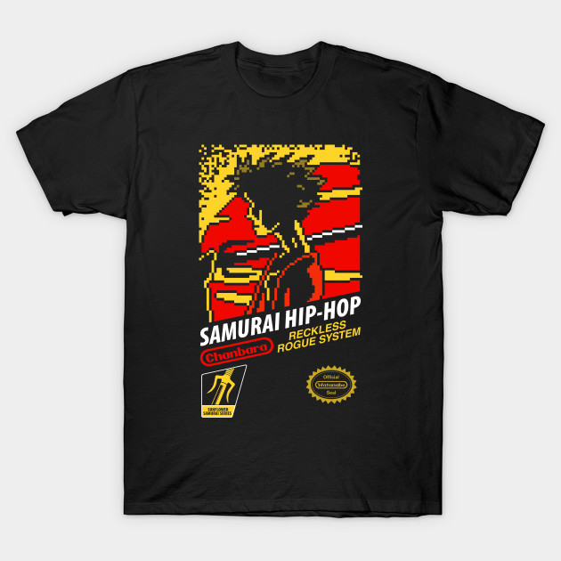 Samurai Hip-Hop T-Shirt