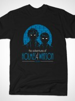 THE ADVENTURES OF HOLMES AND WATSON T-Shirt