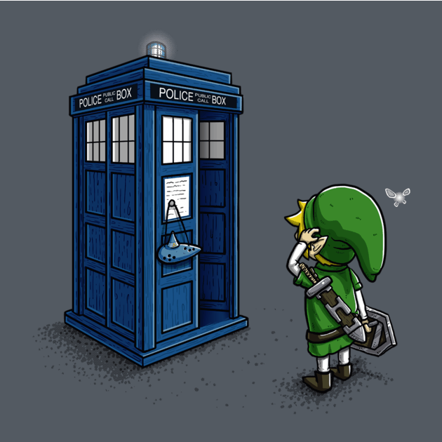 THE OCARINA OF TIME TRAVEL