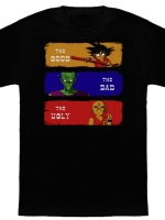 The Good Vs The Bad & The Ugly T-Shirt