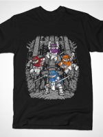 The Ninja Savages T-Shirt